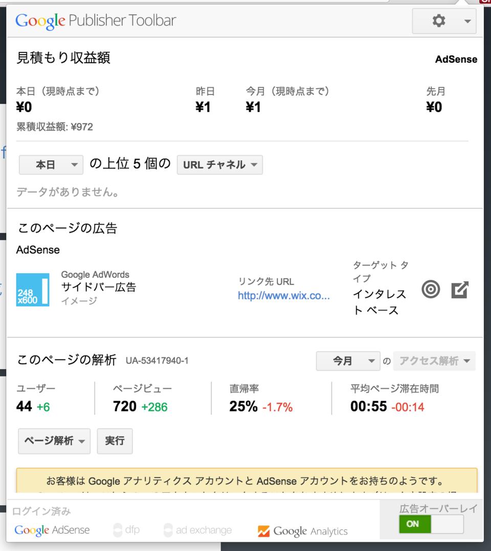 Google Publish Toolbar
